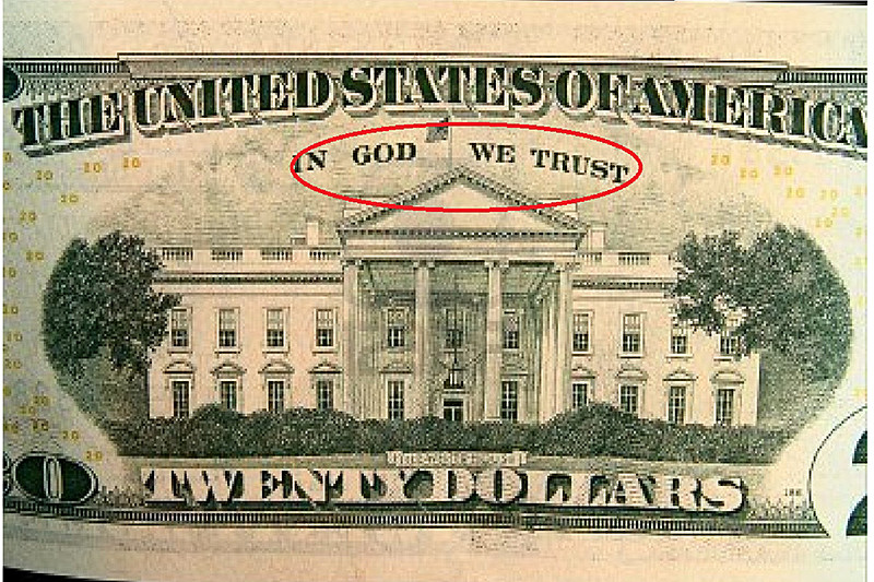 «In God We Trust»